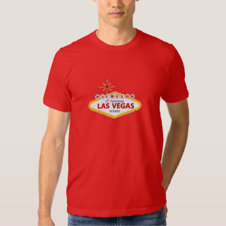 Solteiro da camisa fabulosa de Las Vegas Tshirt