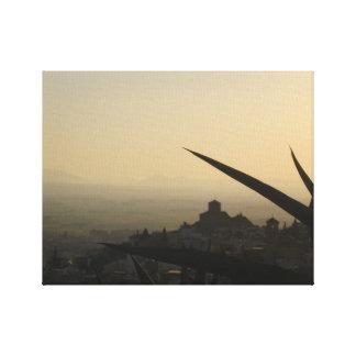 Solteiro da foto da espanha da cidade de Granada