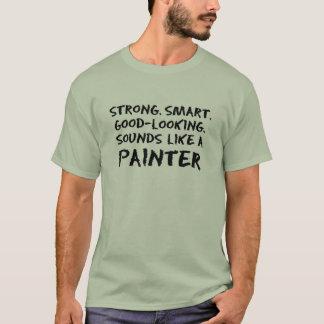 Som do pintor t-shirt