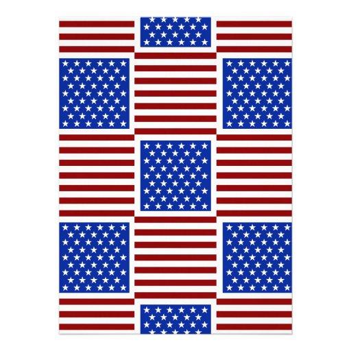 Somente em América Convite Personalizado
