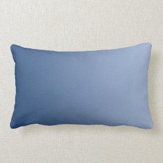 SOMENTE inclinações da COR - azul Almofada Lombar