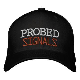 SONDADO: os sinais bordaram o chapéu Bones