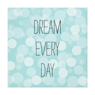 Sonhe cada dia