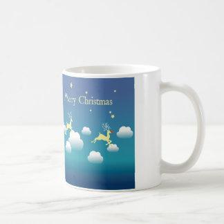 Sonho da rena caneca de café