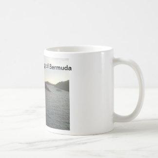 Sonho de Bermuda Caneca De Café