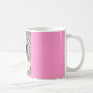 Sonho do flamingo caneca de café