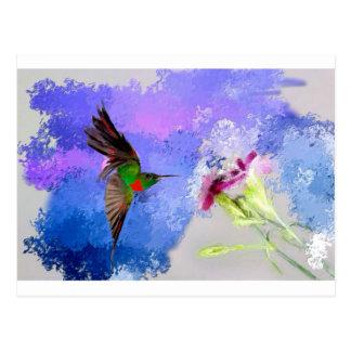 sonho dos hummers cartão postal