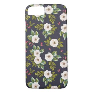 Sonho floral capa iPhone 7