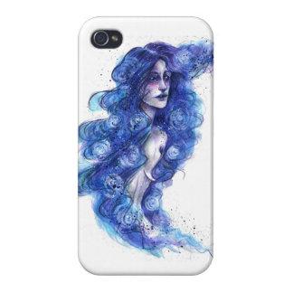 Sonhos de Azul Capa iPhone 4