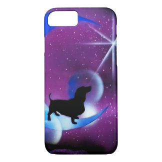 Sonhos do Dachshund Capa iPhone 7