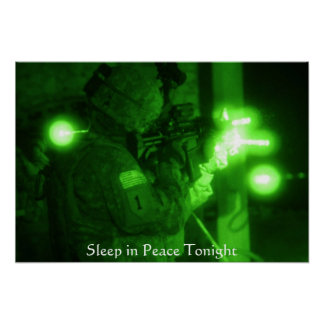 Sono da paz em forças armadas hoje à noite poster