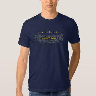 SOPRE FORA! T adulto Tshirts