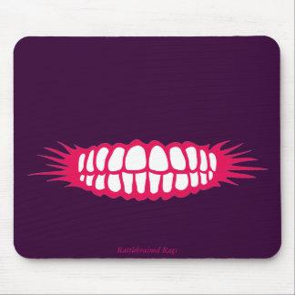 Sorrindo os dentes mousepad