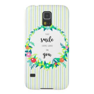 Sorriso Capa Para Galaxy S5