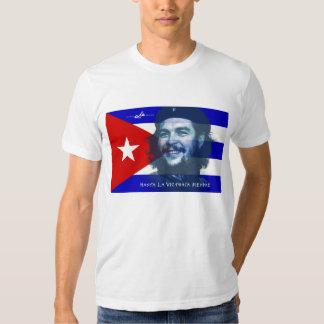 Sorriso de Che Guevara Camiseta