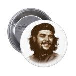 Sorriso de Ernesto Che Guevara Bóton Redondo 5.08cm