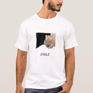 sorriso efervescente camiseta