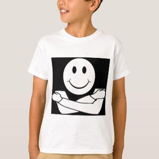 Sorrisos e abraços t-shirt