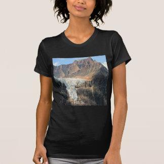 Sorvete da neve da montanha tshirt