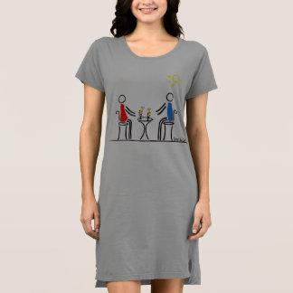 Sorveteria com Date T-shirt