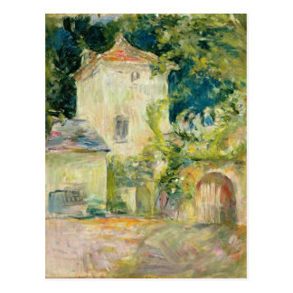 Sótão de pombo no castelo du Mesnil, Juziers Cartão Postal