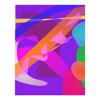 Sótão Panfleto Coloridos