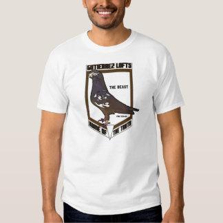 Sótãos de Gutiérrez Tshirt
