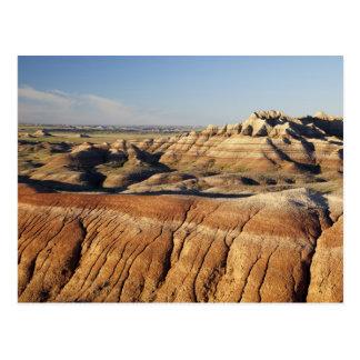 South Dakota, ermo parque nacional, ermo Cartão Postal