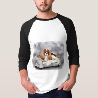 Spaniel de rei Charles descuidado - Ethan Camisetas