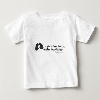 spaniel de rei Charles descuidado T-shirt