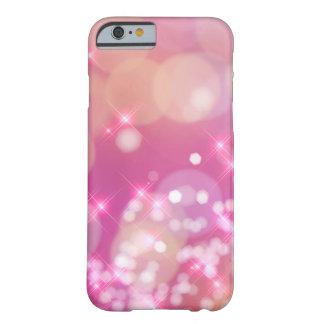 Sparkles glamoroso do rosa - capa de telefone