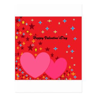 Special do dia dos namorados cartao postal