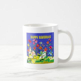 Special do feliz aniversario caneca