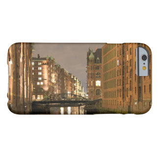 Speicherstadt Capa Barely There Para iPhone 6