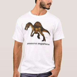 Spinosaurus, aegyptiacus do spinosaurus t-shirts