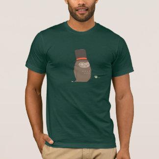 Sr. coruja camiseta