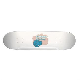 Sr. Daydream Crente Shape De Skate 18,4cm