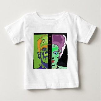 Sr. e Sra. stine Camisetas