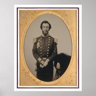 Sr. Hamilton, no uniforme militar (40085) Pôster