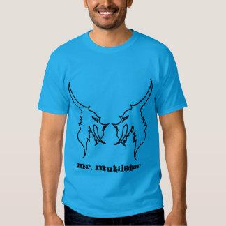 Sr. Mutilator Cara-Fora Tshirts