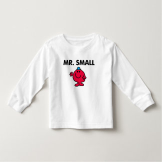 Sr. Pequeno Waving Olá! Camiseta