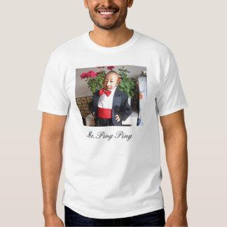 Sr. Sibilar Sibilar Camiseta