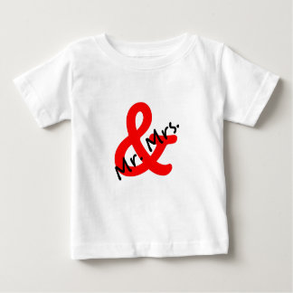 Sr. & Sra. Camiseta