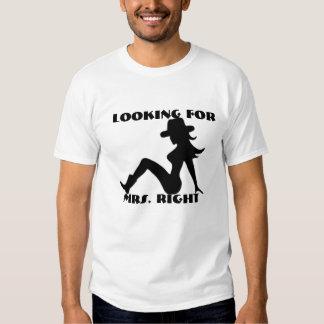 Sra. Direito Camiseta