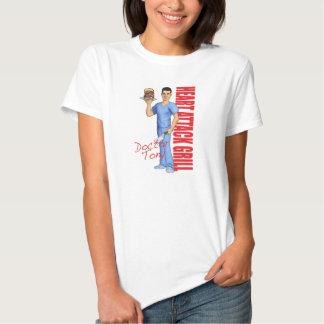 Sra. doutor Tony Camisa T-shirts