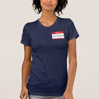 Sra. Impressionante Camisa T-shirt