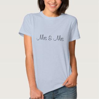 Sra. & Sra. Tshirt