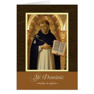 St Dominic Savio Pray para nós Cartão