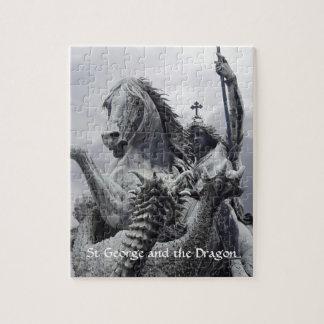 St George e o dragão Quebra-cabeças
