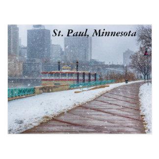 St Paul Cartão Postal